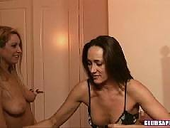 Michelle Lay And Misty Rain Reach Orgasm Together While Tribbing!