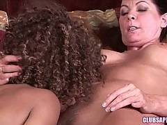 ClubSapphic - Magdalene St. Michaels Eating Misty Stones Pussy