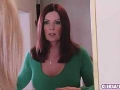 ClubSapphic - Erica Lauren and Kasey Chase