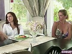 ClubSapphic - Roxanne Hall and Isobel Wren Alone Together