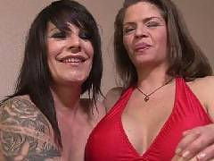 Lesbian Mature June Summers and Daisy Rock go down to give each other a dose of intense pussy pleasure. Check out these hot lesbos as they drive themselves to a wild orgasm as they go for extreme pussy licking and give each others shaved twats a kin. June