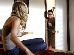 Lesbian Beauties #11 - All Black, Scene #01. Alia Starr, Ana Foxx